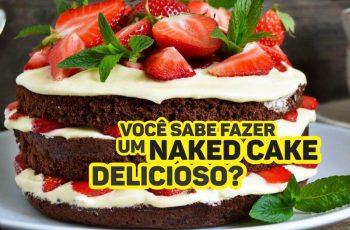 capa naked cake bolo